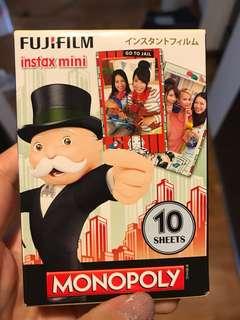 Polaroid Film monopoly limited edition