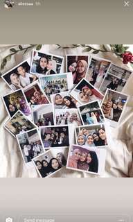 Polaroid Murah | Cheap Polaroids