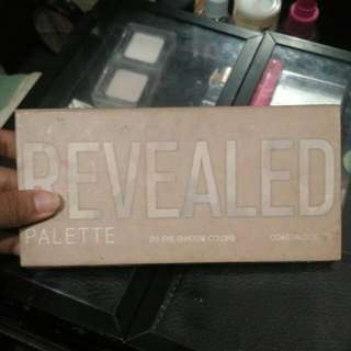 Coastalscents Revealed Palette 20 Eye shadow