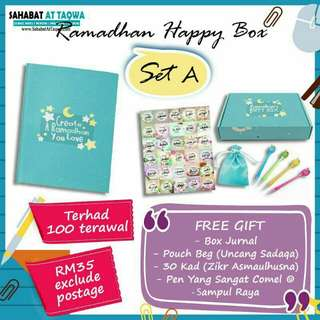 Ramadhan Happy Box Set A