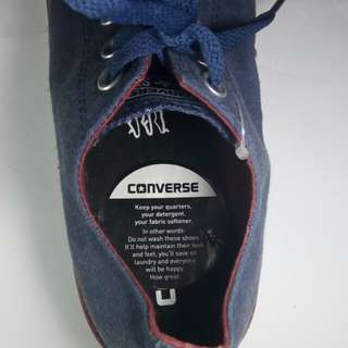 Converse authentic and brandnew