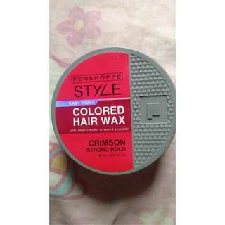 Penshoppe Hair Colored Wax