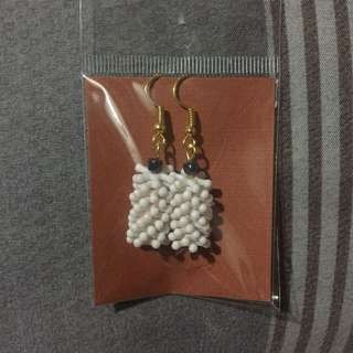 Fancy earrings (short)