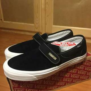 Vans Slip On 47 DX FOG