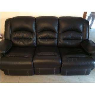 Moving out sale : Electric Sofa Recliner - Used Very Cheap