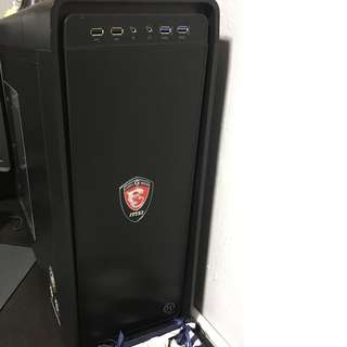 Selling used custom gaming desktop