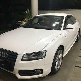 Audi A5 12/2013