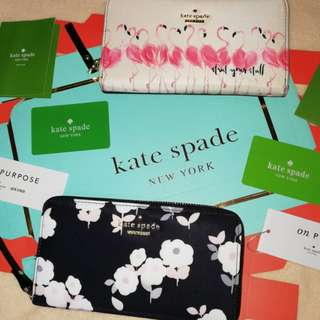 KATE ♠️SPADE WALLET