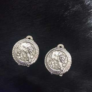 復古 Versace earrings