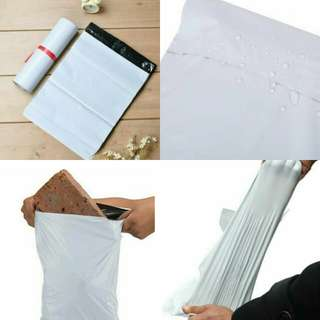 BIG 40*60 White Polymailers Mailing Bags Packaging Envelopes Courier