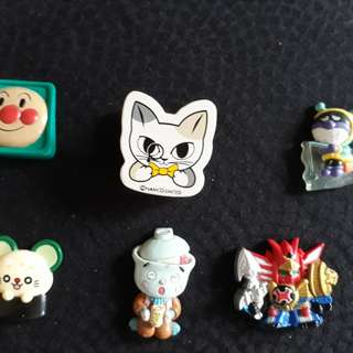 Japan Miniature Ref Magnets