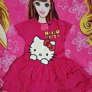 Baby dress (Hello Kitty)