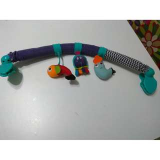 Mamas and papas stroller toy
