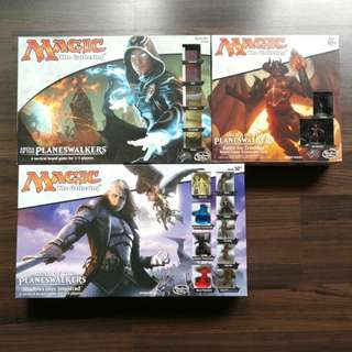 Magic The Gathering Arena of the Planeswalker Board Game