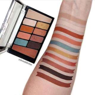 Wet n Wild Color Icon Eyeshadow Palette - Not A Basic Peach