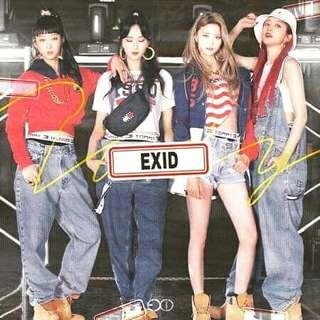 P.O EXID MINI ALBUM