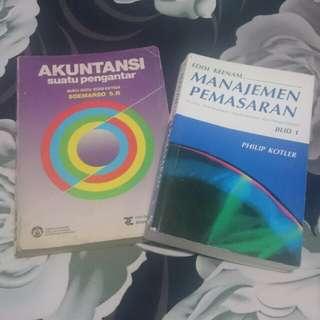 Buku Akuntansi & Manajemen Pemasaran