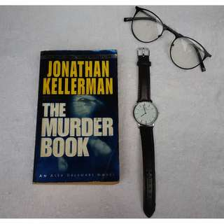 The Murder Book - Jonathan Kellerman