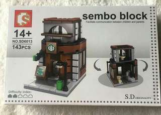 Sembo blocks