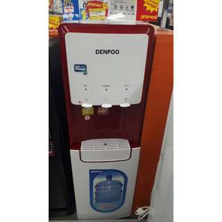 Denpoo Dispenser Premium Series 1 (Galon Bawah)