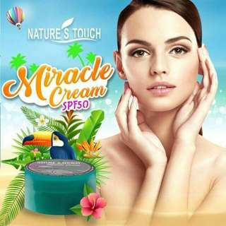 Nature's Touch Miracle Cream