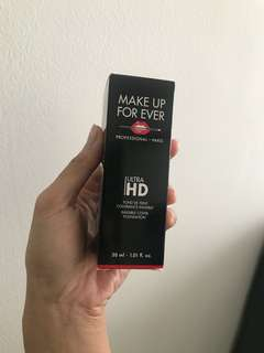 Ultra HD- Make Up For Ever
