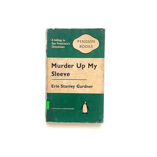 Murder Up My Sleeve (Erle Stanley Gardner)