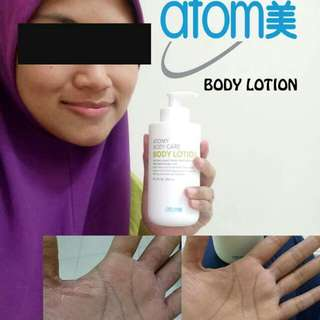 Atomy boduly lotion