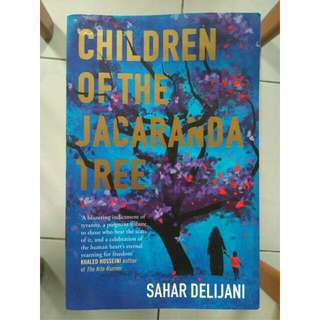 Novel Bahasa Inggris Children of the Jacaranda Tree