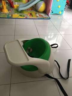 Baby cum toddler feeding chair