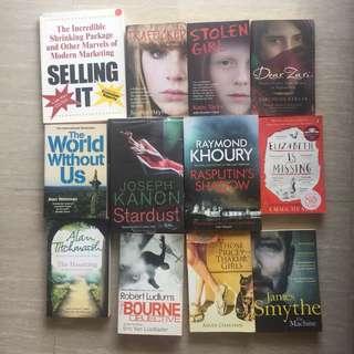 (35 Books) Book Sale #5