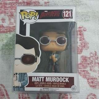 Legit Brand New With Box Funko Pop Marvel Daredevil Matt Murdock Toy Figure