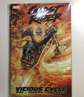 Marvel, Ghost Rider:Vicious Cycle, TPB, NM