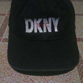 Vintage DKNY hat