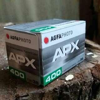 Roll Film Agfa APX 400
