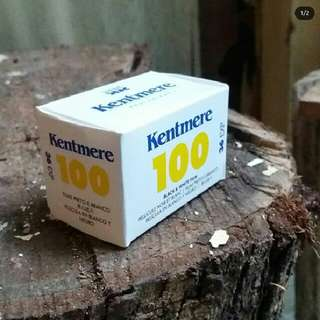 Roll Film Kentmere 100