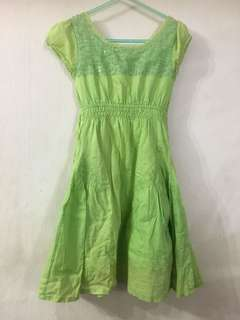 Dress for 3-4yrs old