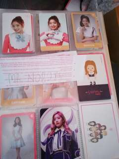 WTS Dahyun collection