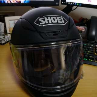 Shoei Helmet Z7 matt black Size S