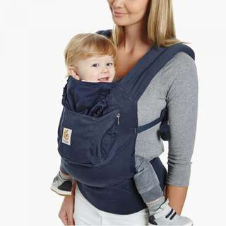 Ergobaby Organic Navy Blue Baby Carrier #baby30