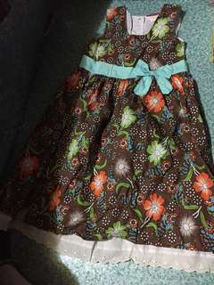 Chianelle dress with sparkles size 12