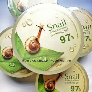 Foodaholic Snail Soothing Gel