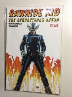 Marvel, The Rawhide Kid:Sensational 7, TPB, NM
