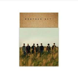 BTOB 2nd album - Brother act