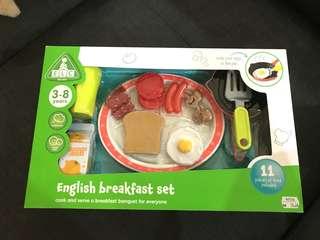 ELC English Breakfast Set Toy