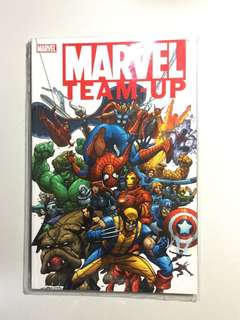 Marvel TeamUp, TPB, NM