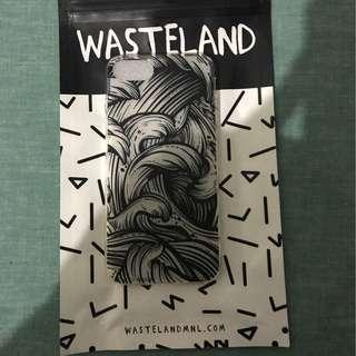 Wasteland iPhone 7 Phone Case