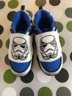 Mothercare star wars rubber shoes