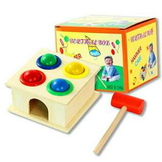 Hammer Case Pounding Toy
