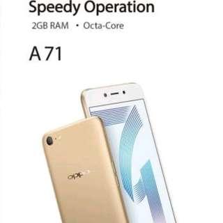 Oppo A71 bisa dicicil tanpa kartu kredit